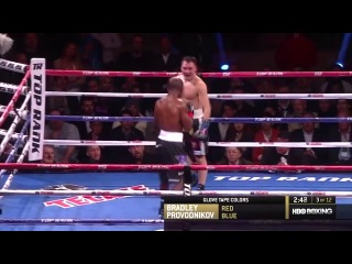 Bradley vs Provodnikov  - The Wolf