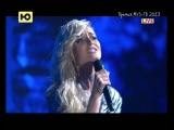 Полина Гагарина - Нет    ( Не верь мне больше       (live)        МУЗ-ТВ 2013=